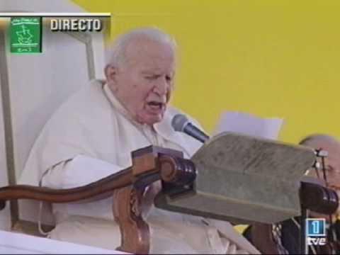 Testimonio del Papa Juan Pablo II sobre su vocación