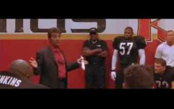 """Pelicula """"Any given sunday"""": Al Pacino, discurso acalorado sobre la amistad y el trabajo en equipo"""