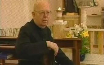 """""""Confesiones de un exorcista"""": Entrevista al P. Gabriel Amorth"""