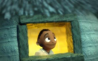 6 parábolas en animación 3D