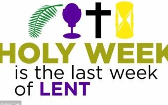 La Semana Santa en dos minutos (Ingles)