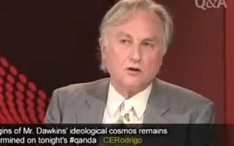 La razón, la ciencia y el ateísmo no son tres amigos inseparables. Dawkins no deja de confirmarlo.