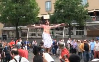 ¿Por qué motivo crucificaríamos a Cristo hoy? (video fuerte)