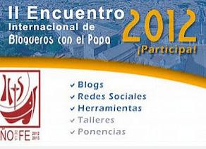 Catholic-link participará en el II Encuentro Internacional de Blogueros con el Papa