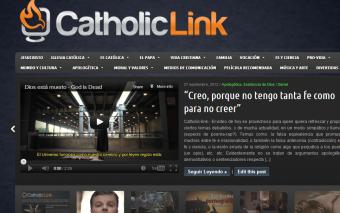 ¿Qué ideas inspiran Catholic-link? – La Asociación de Blogueros con el Papa entrevista a Mauricio Artieda