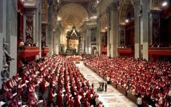 """Volver a la """"letra"""" del Concilio Vaticano II (El Discurso improvisado del Papa bueno)"""