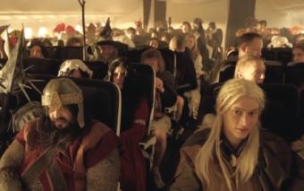 (Subtitulado) ¿En qué se parecen Gandalf, la Nueva Evangelización y un avión lleno de Hobbits?
