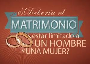 , ¿En qué beneficia el matrimonio homosexual a una sociedad?