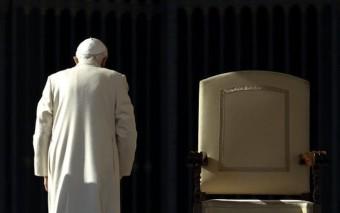 Algunas ideas sobre la dimisión del Santo Padre y una linda noticia de Rome Reports