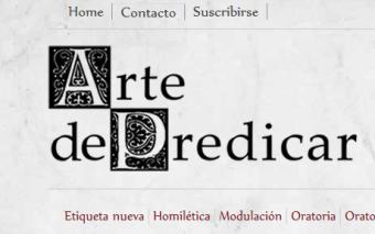 """¿Oratoria para católicos? –> """"El Arte de Predicar"""" (Nueva web auspiciada por Catholic-link)"""