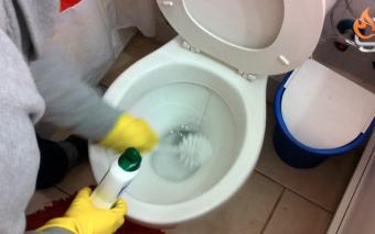"""(Vlog #2) """"Eso de tener que limpiar el baño…"""""""