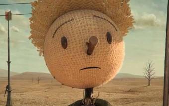 """El corto animado """"The Scarecrow"""": Atreverse a ir contracorriente"""