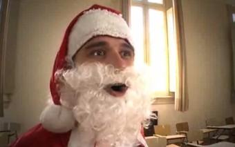 ¿Por qué Papá Noel reprobó su examen de Ciencias Navidadeñas?