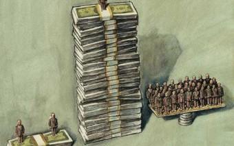 Tristes estadísticas sobre la distribución de la riqueza en nuestro mundo (¡Pañuelos a la mano!)