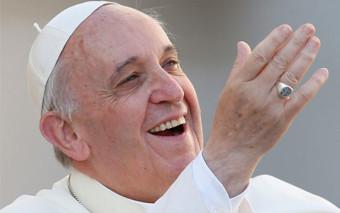 10 expresiones imperdibles del Papa Francisco