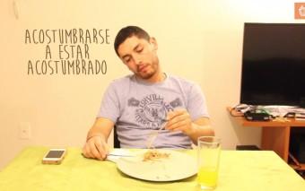 (Vlog) Acostumbrarse a estar acostumbrado