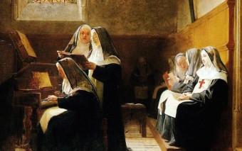 36 fotos confirman que las monjas tienen vidas aburridas
