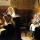 Cristianos chinos reciben la Biblia por primera vez. Una escena conmovedora