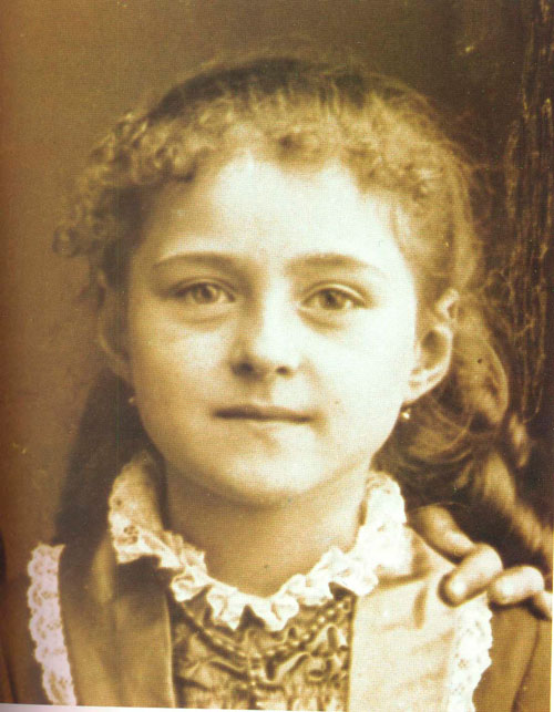 St.-Therese-Child