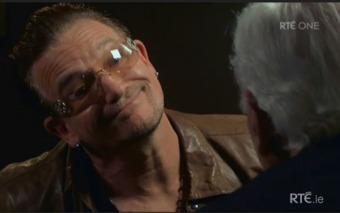 """Entrevista a Bono: """"Jesús era un chiflado o era Dios. No hay más posibilidades""""."""