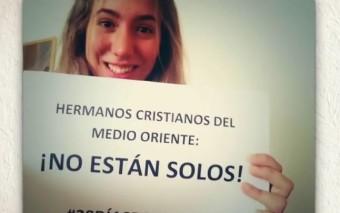 """""""¡No están solos!"""" El video que concluye la campaña #20DíasPorLaPaz"""