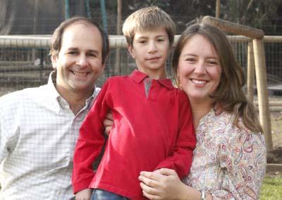 familia jose ignacio