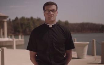 No hay hombre más hombre y más guapo que mi hijo sacerdote