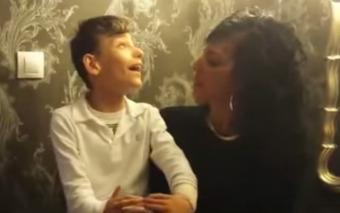 El video en el que Adrián Martín Vega le canta a la vida