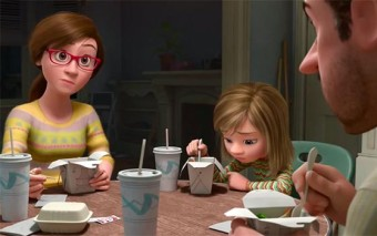 "Divertido tráiler de la película animada ""Inside Out"" (2015)"