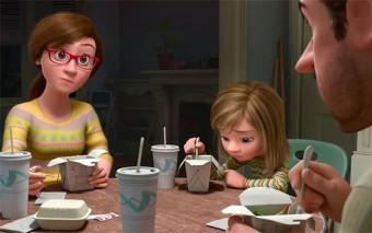 """Divertido tráiler de la película animada """"Inside Out"""" (2015)"""