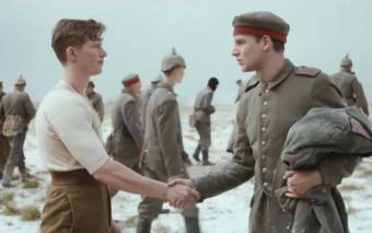 Tregua de Navidad en 1914: una verdadera noche de paz