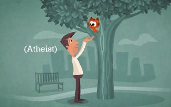 Podemos ser buenos sin creer en Dios, pero … ¿Podemos ser buenos sin Dios?