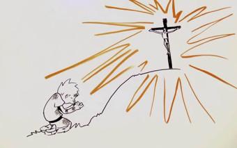La confesión explicada paso a paso en una creativa animación