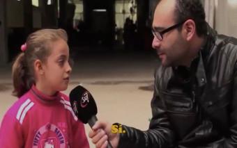 ¿Qué piensa una niña refugiada cristiana del ISIS? Entrevista conmovedora