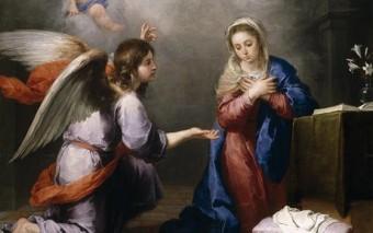 7 actitudes que la Virgen nos enseña hoy en la fiesta de la Anunciación-Encarnación