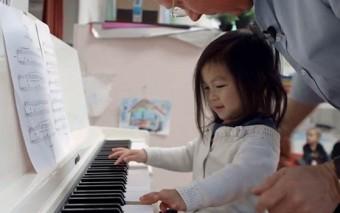 Cada uno de estos niños toca una nota distinta. Nunca esperarías lo que consiguen cuando se unen