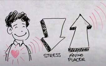 El poder de la sonrisa explicado en una sencilla animación