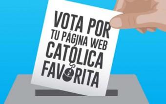 Vota por tus páginas web católicas favoritas