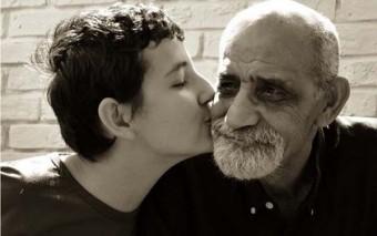 Papá: tu presencia es un regalo en mi vida. 9 imágenes que lo confirman