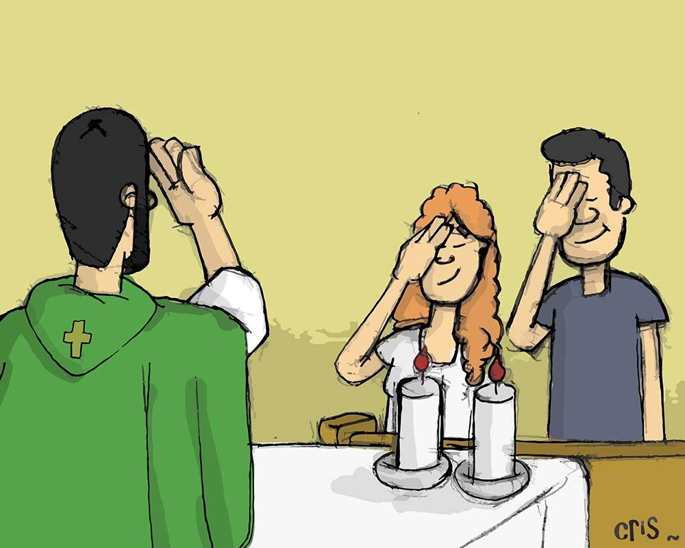 Rito Del Matrimonio Catolico Fuera De La Misa : La misa explicada de forma sencilla
