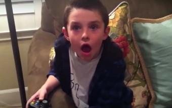 Estos niños se enteran que van a tener un hermano y tienen las más tiernas reacciones