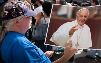 """""""No soy católico pero…"""" 22 comentarios de no católicos sobre la visita del Papa Francisco en los EEUU"""