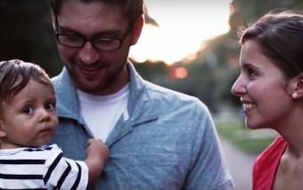 Estos esposos esperaban lo peor para su bebé, pero su fe les dio algo inimaginable