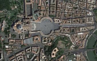 (Quiz) ¿Cuántas de estas Iglesias puedes reconocer vistas desde Google Maps?