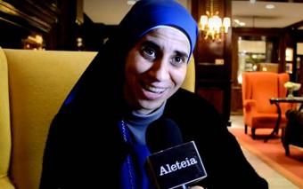 """""""Me quedé en Siria aunque eso signifique dar la vida, sino no puedo llamarme misionera"""""""