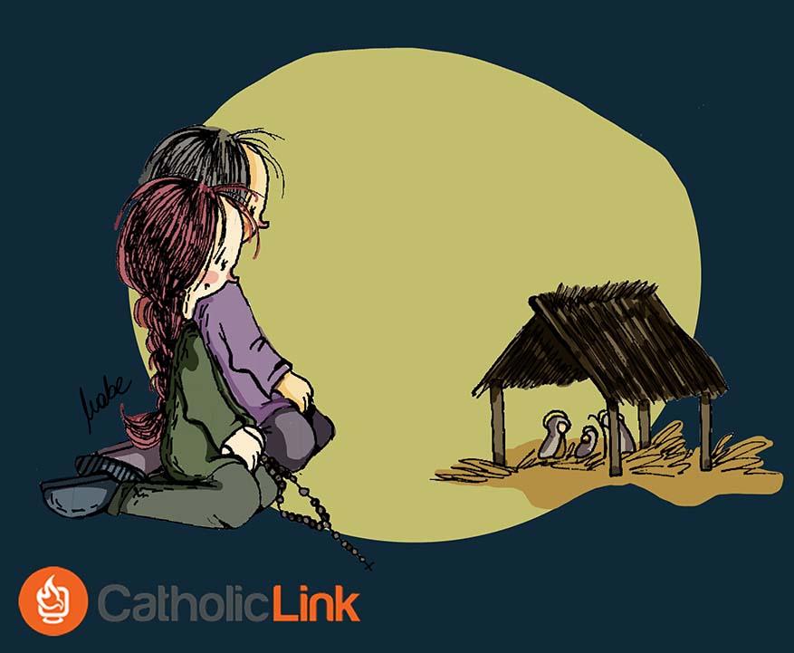 Llevar fe