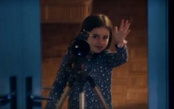 ¿Qué tienen que ver una niña, un telescopio y un anciano en la luna con el adviento?