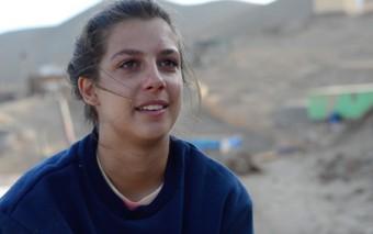 """""""Dios existe en los abandonados"""" Cómo un viaje de voluntariado despertó la fe de 70 jóvenes italianos"""