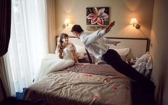 """¿Quién dijo que era mejor llegar con """"experiencia"""" a la noche de bodas? Te cuento la mía"""