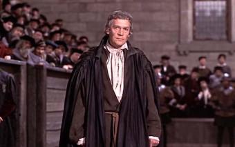 """Película apostólica recomendada: """"Un hombre para la eternidad"""" (1966)"""